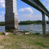 Серафимович. Мост через Дон 22/VIII.2007, Серафимович