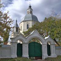 Resurrection church, Серафимович
