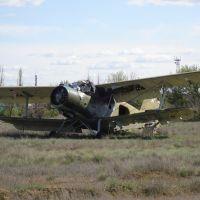 Аэродром парашютистов, Средняя Ахтуба
