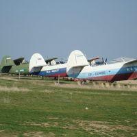 АН 2 , аэродром, Средняя Ахтуба