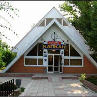 """Кафе Капкан, Волжский. Cafe """"Trap."""", Сталинград"""