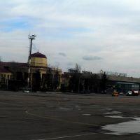 Airport Volgograd Gumrak, Сталинград