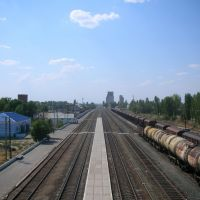 Surovikino Station, Суровикино