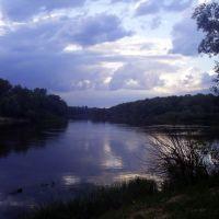Хопёр вечером, Урюпинск