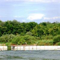 Понтонный мост, Урюпинск