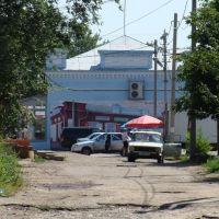 ПРОУЛОК К РЫНКУ, Урюпинск