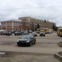 ПЛОЩАДЬ, Урюпинск