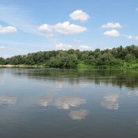 р. Хопер (самая чистая река Европы по данным ЮНЕСКО), Урюпинск