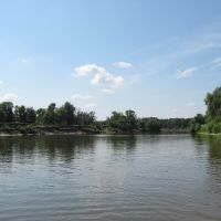 р. Хопер (возраст реки более 10 тысяч лет ), Урюпинск