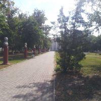 Аллея, Урюпинск