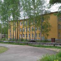 Средняя школа  №65, Бабаево