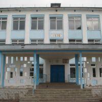 Крыльцо Школы №, Бабаево