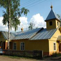 Храм, Бабаево