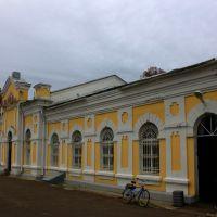 Station Babaevo. Vologda., Бабаево