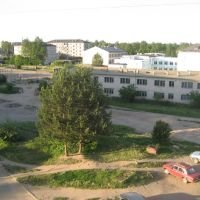 Школа №1, Бабаево