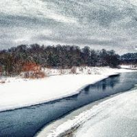 Начало зимы, Бабаево