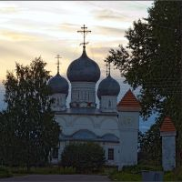 Cathedral of the Transfiguration - Собор Спаса Преображения, Белозерск