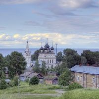 Белозерск, Белозерск