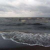 Озеро Белое. Штормит..., Белозерск