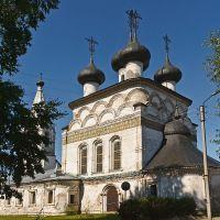 Спасский Собор, Белозерск