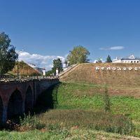 Крепость Белозерск, Белозерск