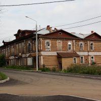 Старый дом, Белозерск