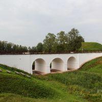 Мост в крепость, Белозерск