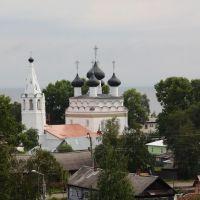 Церковь Спаса Всемилостивого, Белозерск