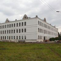 Здание в крепости, Белозерск