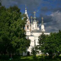 Спасо-преображенский монастырь, Великий Устюг