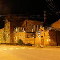 Ликёро-водочный завод (1901г.) ул.Красная, Великий Устюг