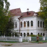 Городская поликлиника в купеческом особняке, Великий Устюг
