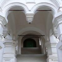 Крыльцо Церкви Вознесения., Великий Устюг