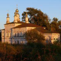 Церковь Жён Мироносиц (1710-1723) - музей новогодней игрушки и новогодней открытки., Великий Устюг