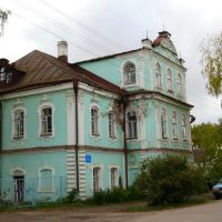 Дом Василия Шилова (1772г.) теперь детский садик, Великий Устюг