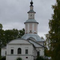 Церковь Сретения (60-е года XVIII века), Великий Устюг