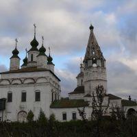 Церковь Дмитрия Солунского в Дымково., Великий Устюг