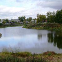 Озеро на Городище., Великий Устюг