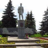 Памятник Семёну Дежневу, Великий Устюг