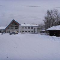 Вокзал, Вожега