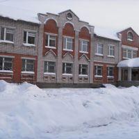 Музыкальная школа, Вожега