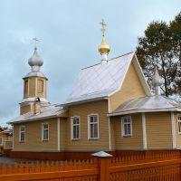 Ильинская церковь, Вожега