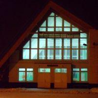 Вокзал Вожега. Vozhega railway station, Вожега