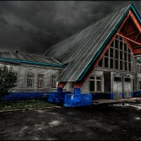 ЖД Вокзал, Вожега