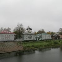VI army embankment, Вологда