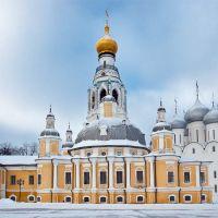 Воскресенский собор, Вологда