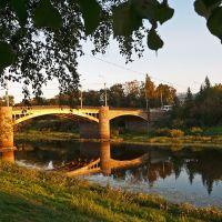 Мост в Вологде, Вологда