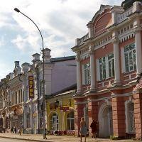 На улицах Вологды, Вологда