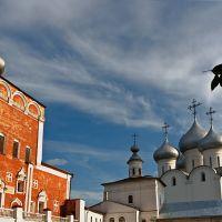 В Кремле Вологды, Вологда