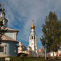 Храмы Вологды, Вологда